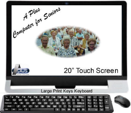 A Plus Computers for Seniors 9200