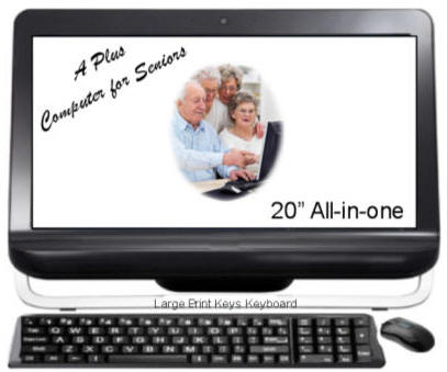 A Plus Computers for Seniors 8200